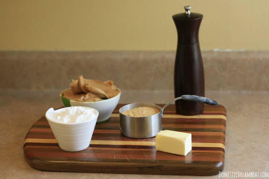 peanut butter egg ingredients