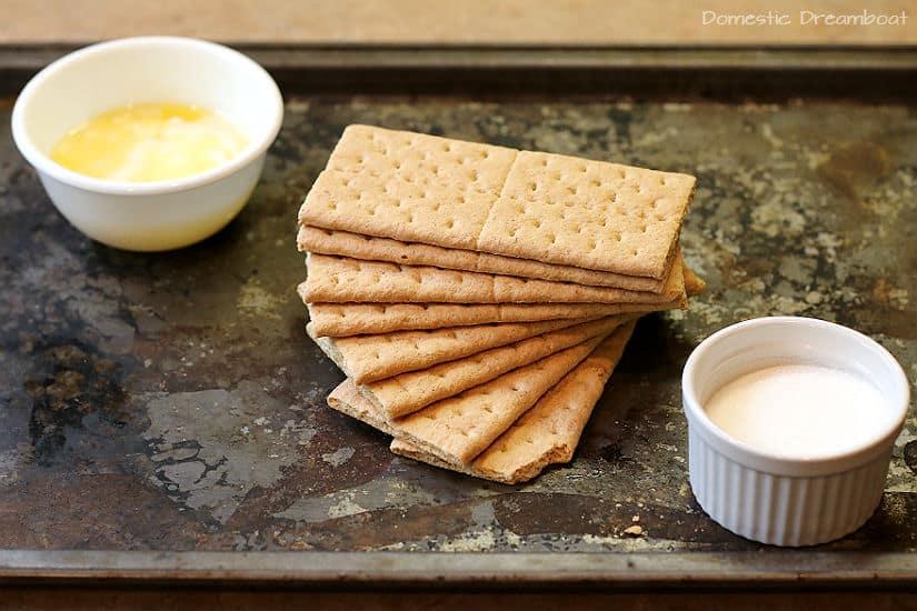 Graham Crust Ingredients