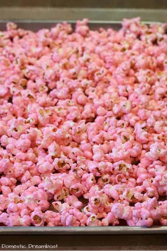 Old Fashioned Pink Popcorn Domestic Dreamboat