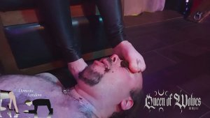 Mistress Aleera - games with subs - worship boots for tasty reward