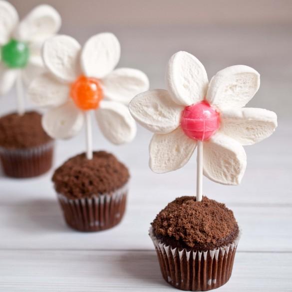 Muffin primavera per voi!