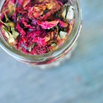 How To Make Rose Petal and Hibiscus Infused Vodka
