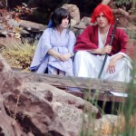 Rurouni Kenshin Cosplay in Fresno, California