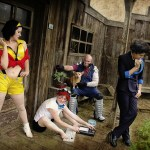Cowboy Bebop Cosplay in Hanford, California