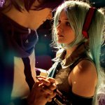 Vocaloid Cosplay in Hanford, California