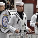Jonathan Performing in the Navy Drum Line PIR 7/19/13