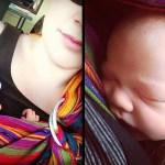 International Babywearing Week – October 7-13