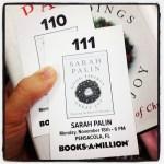 Sarah Palin Book Tour in Pensacola, Florida