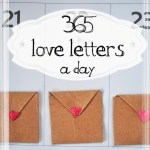 365 Days of Love Letters
