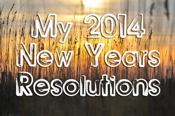My 2014 New Years Resolutions – Domestic Geek Girl