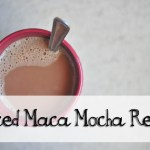 Spiced Maca Mocha Recipe