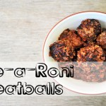 Rice-a-Roni Meatballs Recipe