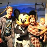 Tessa's First Trip to Disneyland!