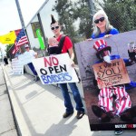 Overpasses for America – Stop Illegal Immigration and Amnesty Rally