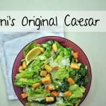 Caesar Cardini's Original Caesar Salad Recipe