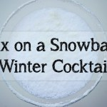 Sex On A Snowbank Winter Cocktail