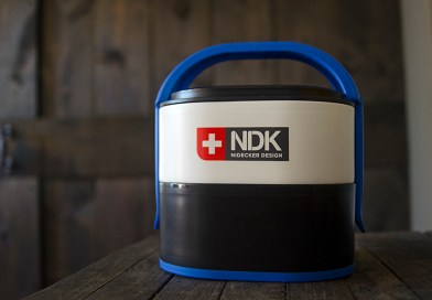 NDK Square Double Decker Lunchbox GIVEAWAY!