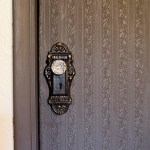 Closet Door Makeover – Wallpaper and Paint Old Doors For An Instant Upgrade!