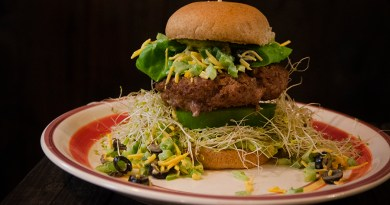 The UFO Burger – An X-Files Inspired Recipe