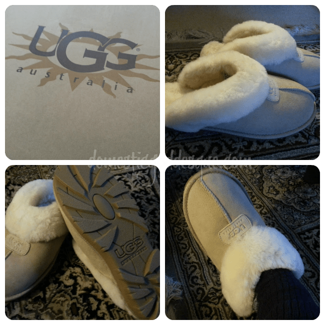 UGG slipper review