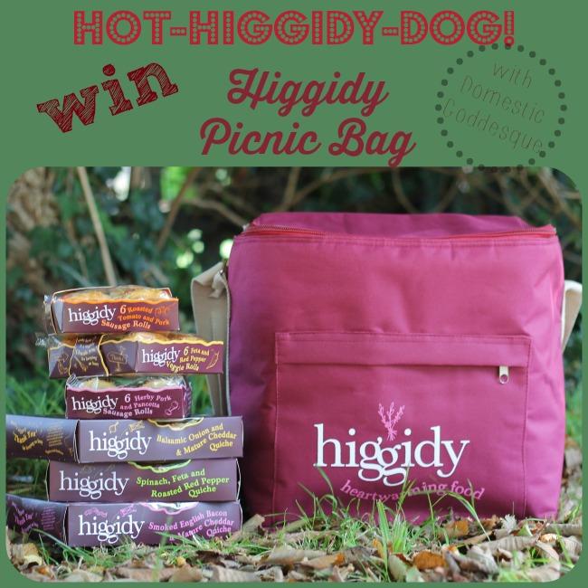 #win a Higgidy Picnic Bag