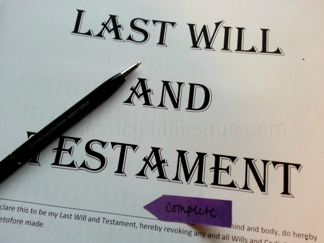 Why you should make a Will #WillAid
