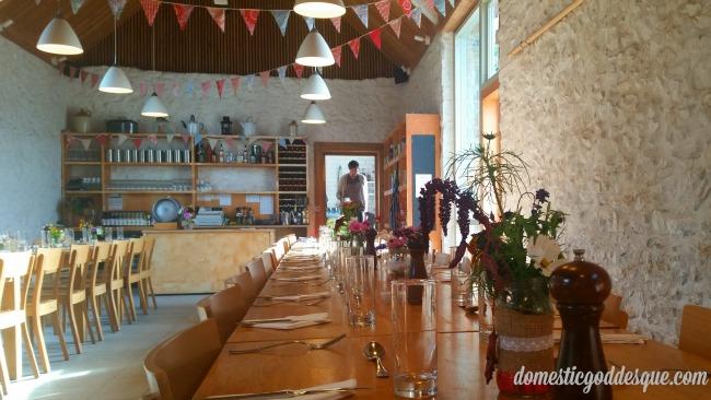 River Cottage Dining Room