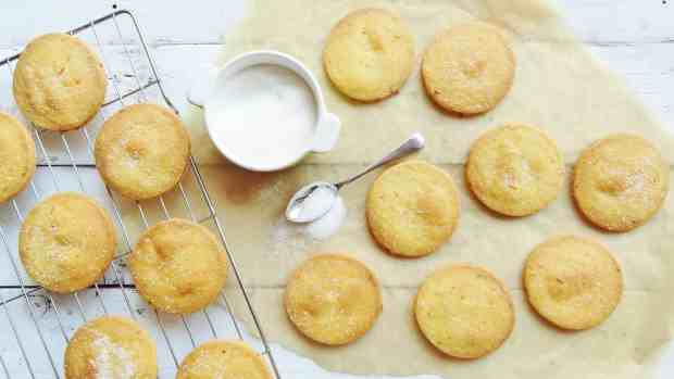 orange cornmeal biscuits