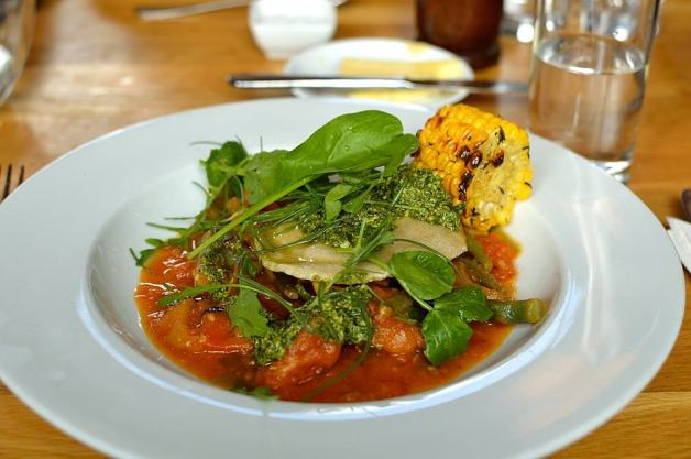river cottage lunch