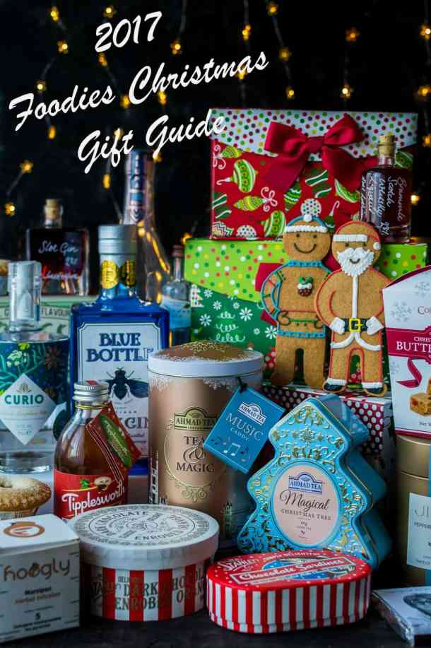 2017 foodies Christmas gift guide