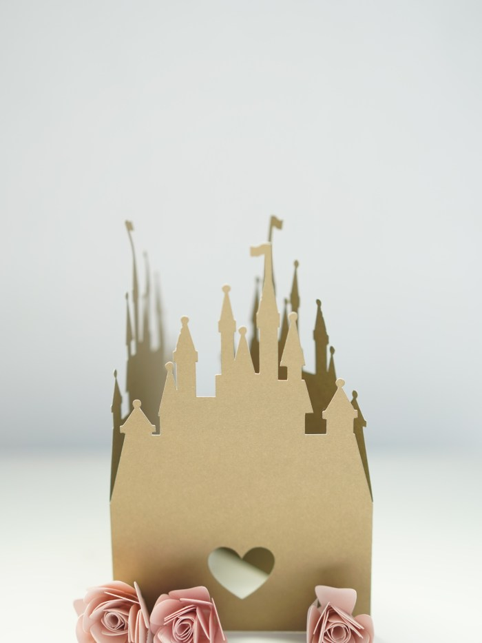 paper castle luminary