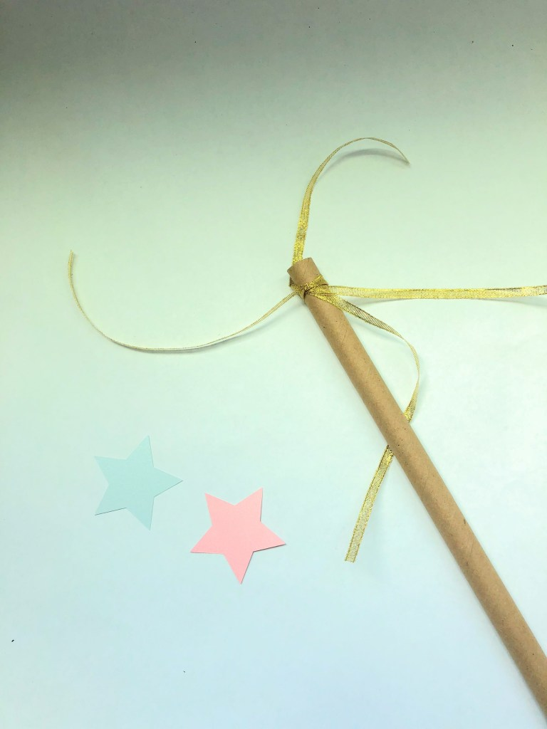 diy princess wand