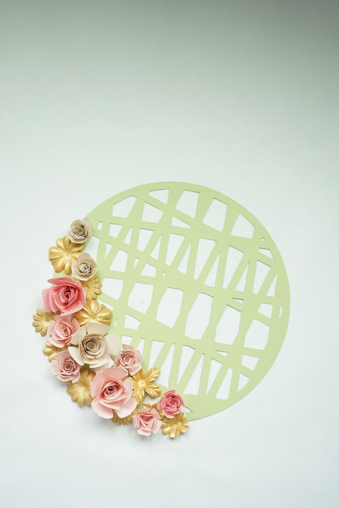 free 3d flower templates free cricut paper flower templates cricut flower patterns