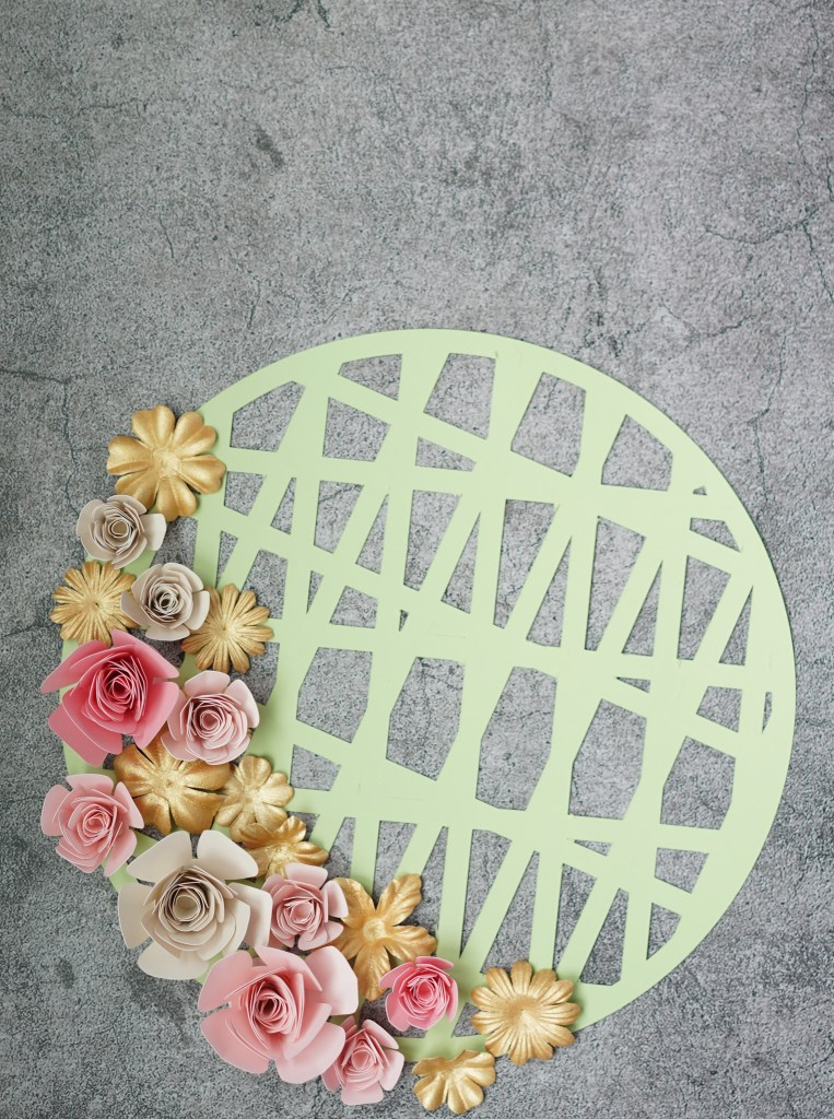 free 3d flower templates free cricut paper flower templates cricut flower patterns