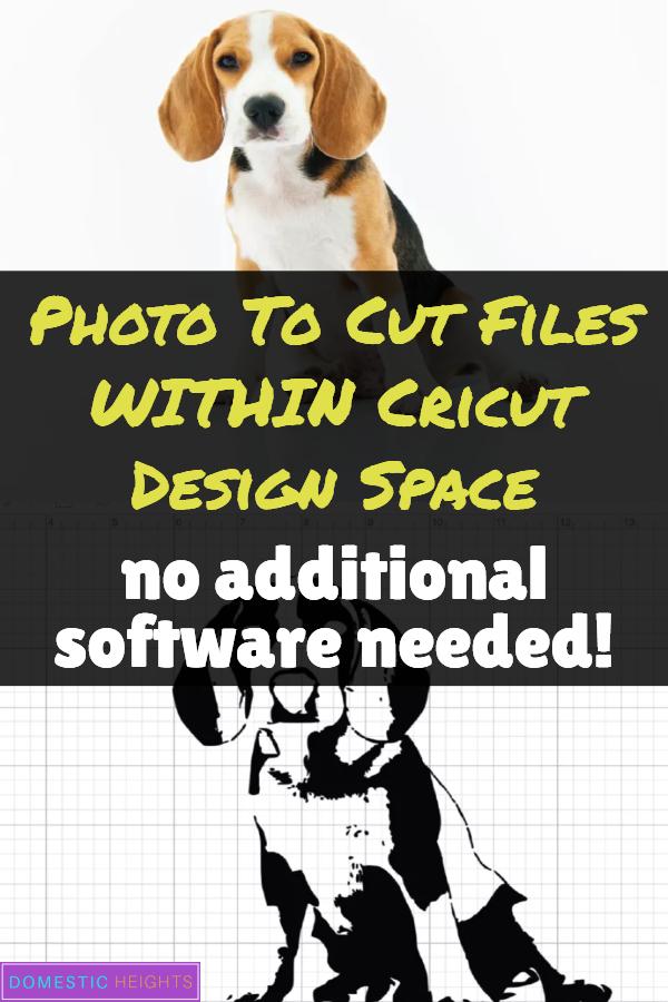 turn photo to cut files