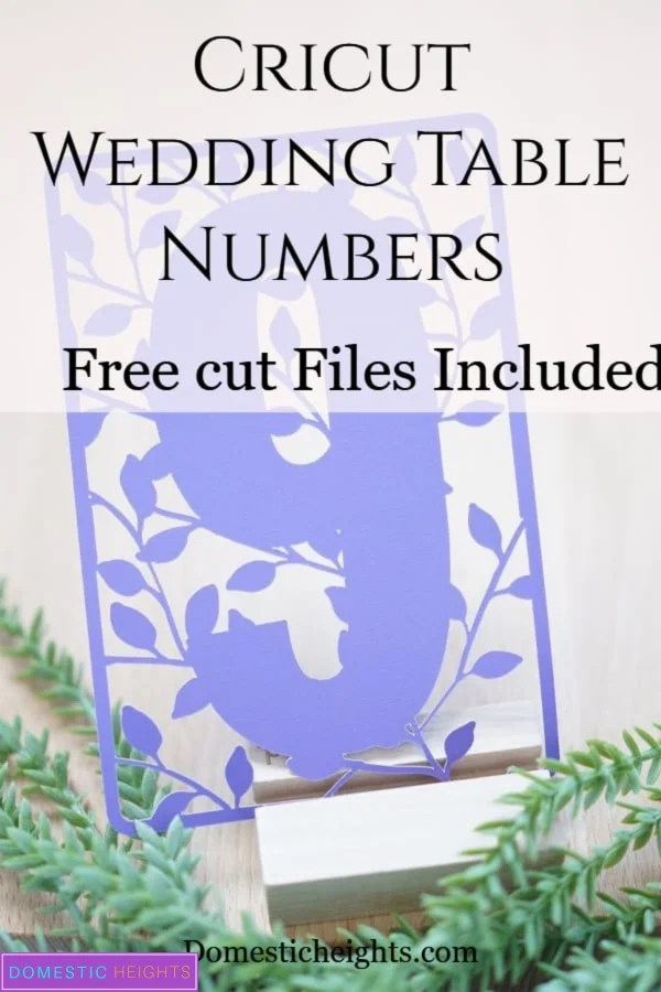diy cricut wedding free svg template cut files and project ideas