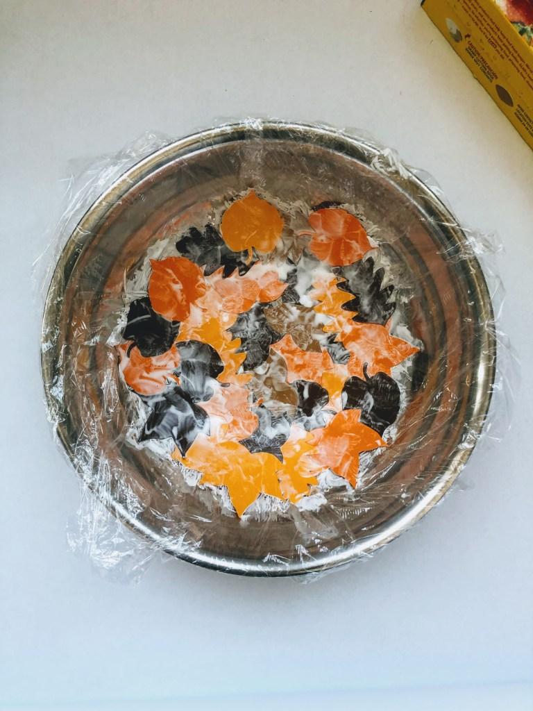 DIY paper bowl,