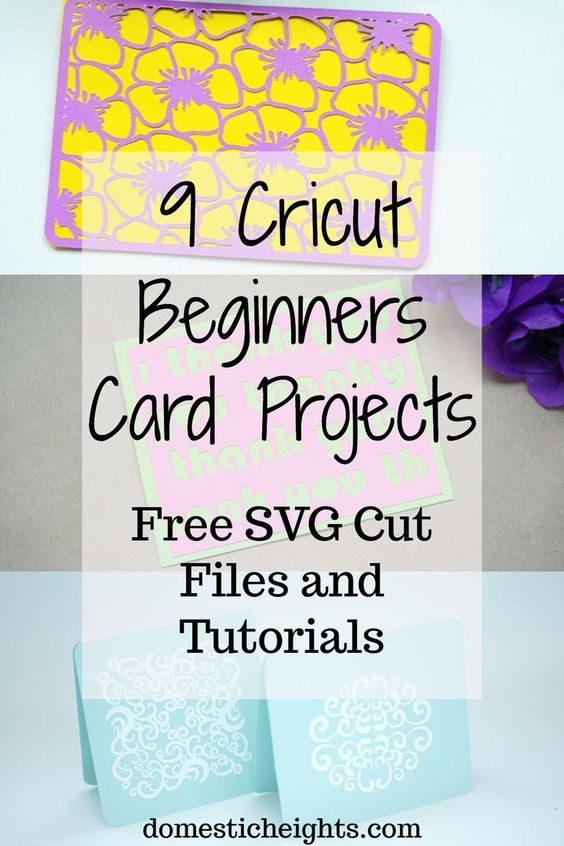 cricut beginner project ideas