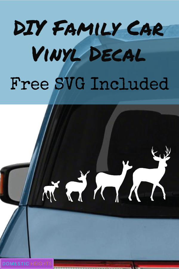 how to make car window decals at home