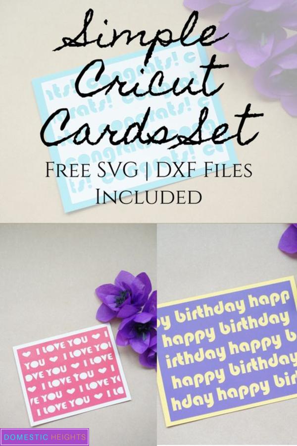 cricut card