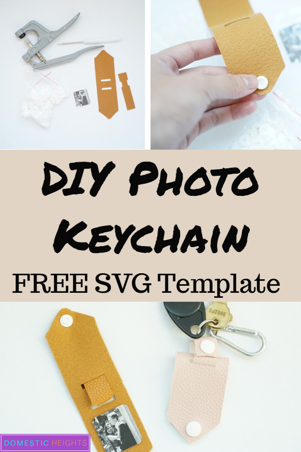 DIY Personalized Keychain