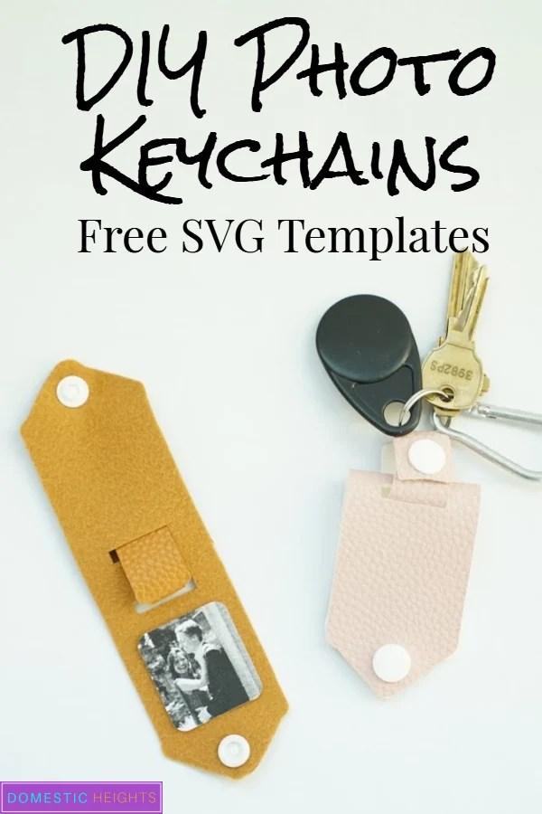 handmade keychain gift idea