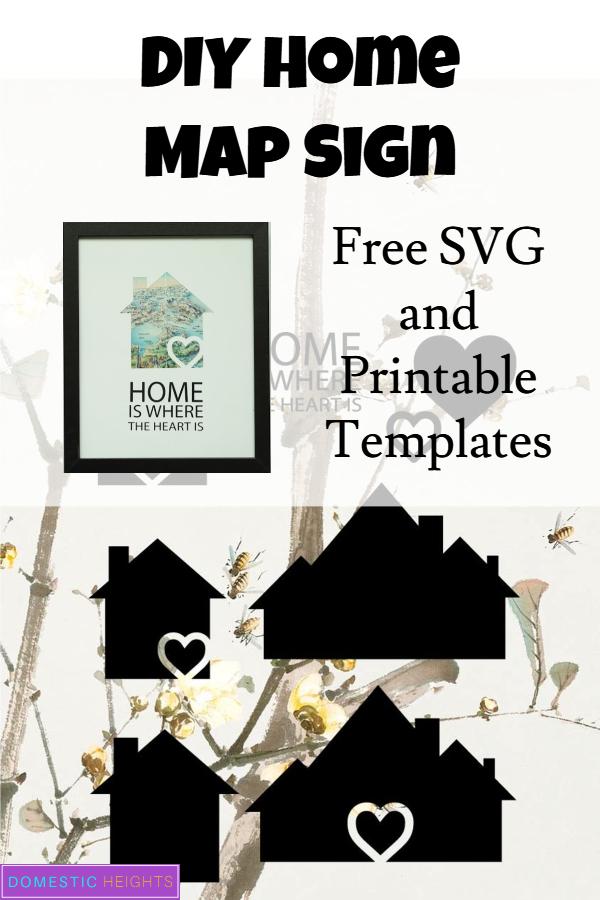 easy cricut home decor project sign