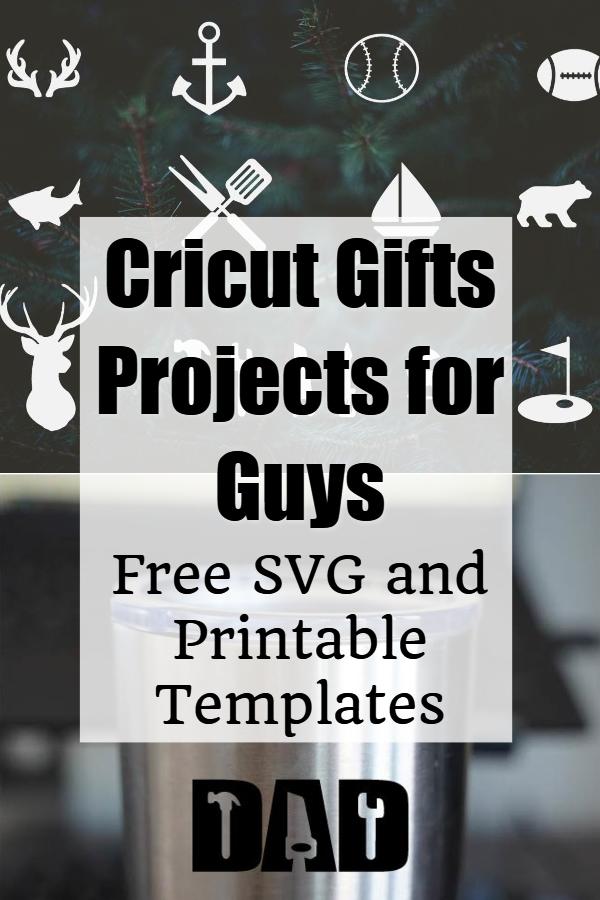 Cricut SVG for guys