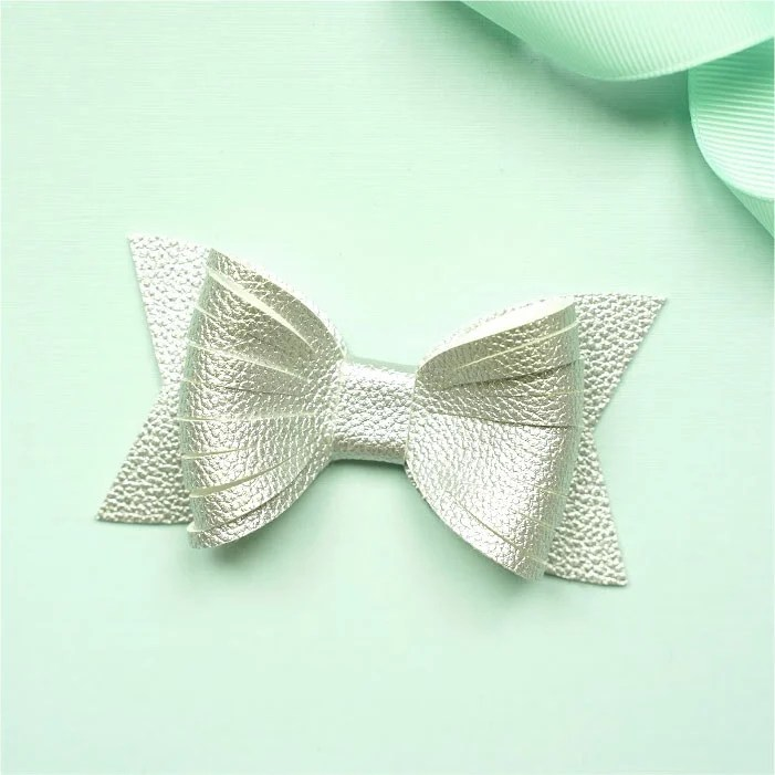 Blended single bow