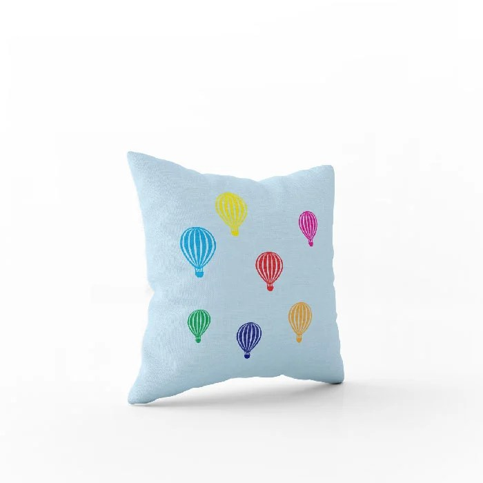 Hot air balloon pillow'