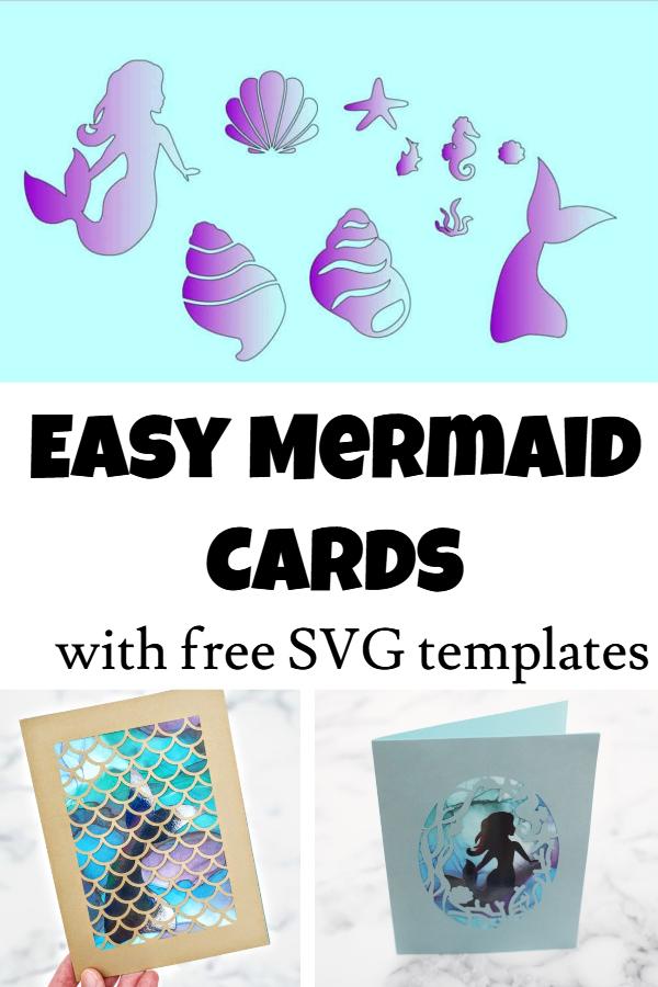 free mermaid svg