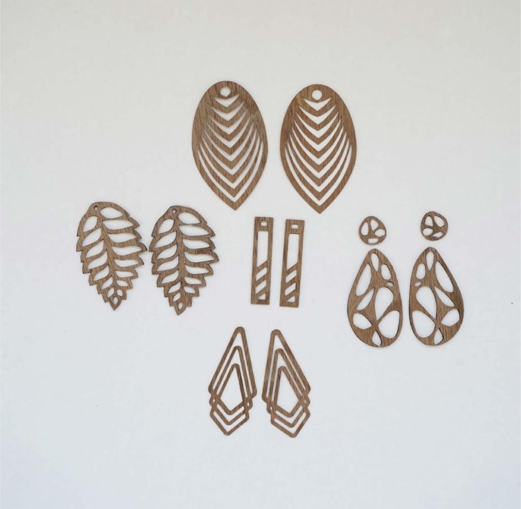 diy wooden jewelry