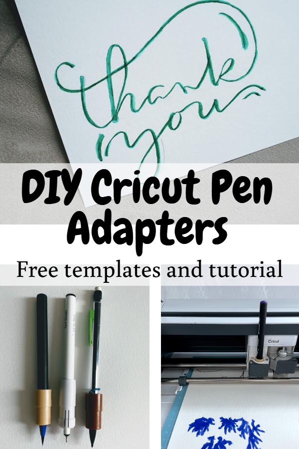 cricut pen holder