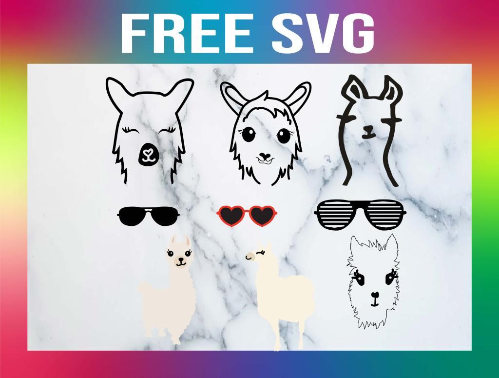 Llama SVG